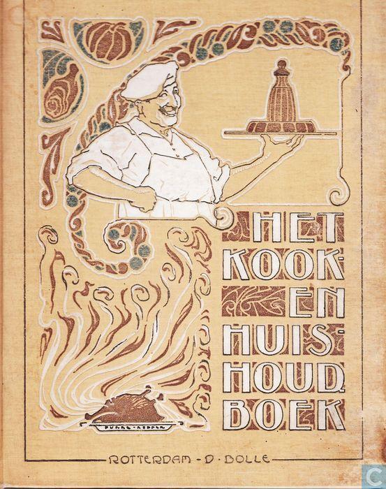 Boeken - Het Kook- en Huishoudboek - Het Kook- en Huishoudboek