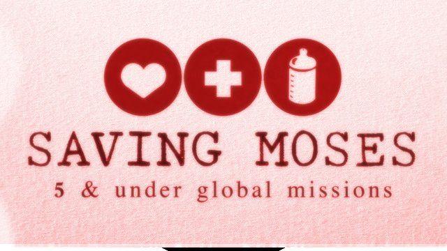 Irene - I am Saving Moses