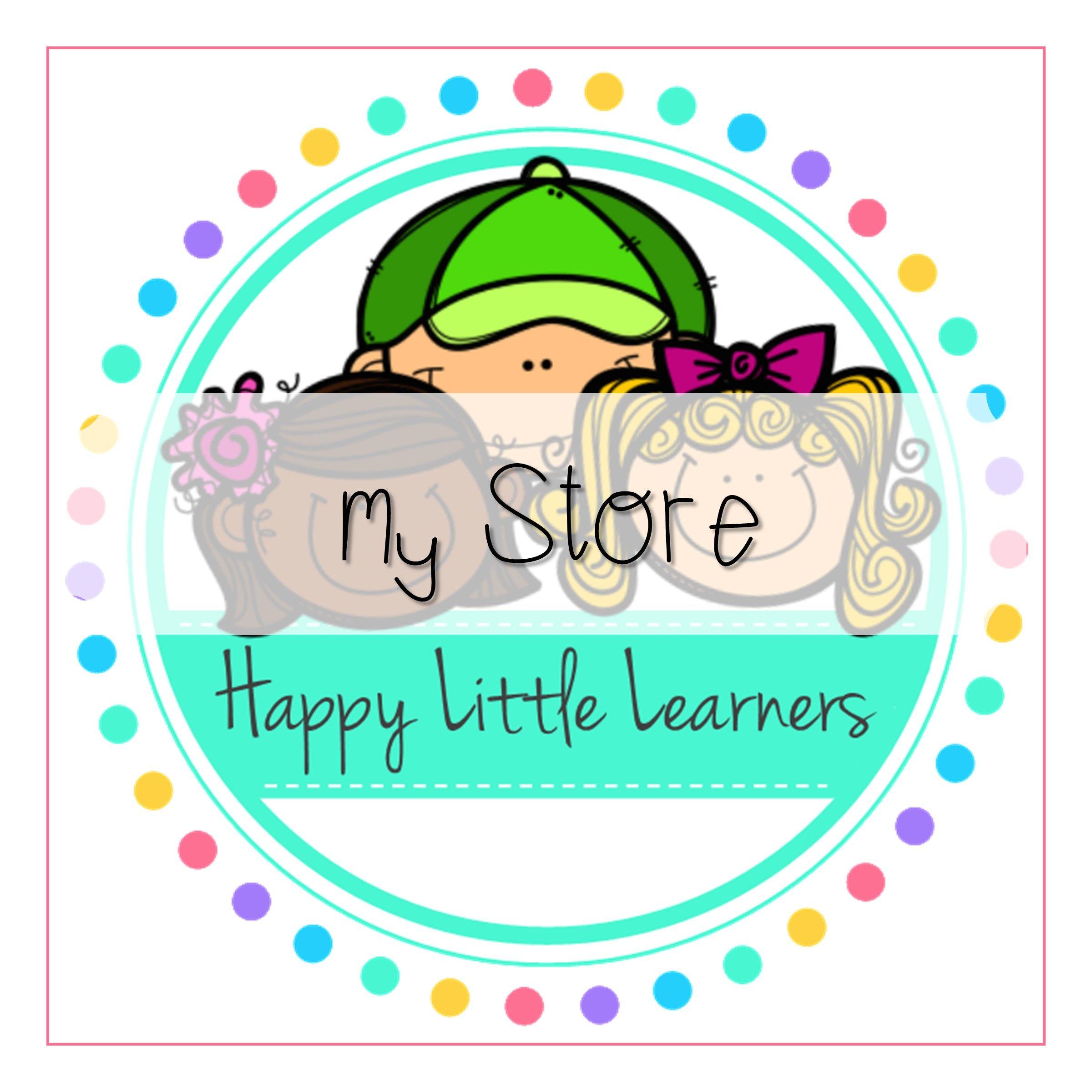 Pin By Happy Little Learners On Happy Little Learners