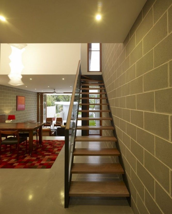 Staircase Ideas For Small Spaces: Stair Design For Small Spaces
