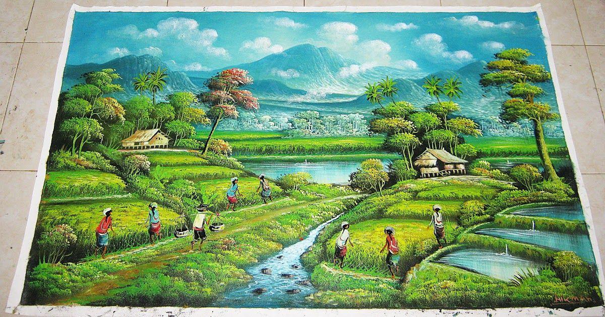23 Lukisan Pemandangan Jadul Download 92 Gambar Pemandangan 2d Terbaik Gratis Download 5o Lukisan Dan Gambar Pemandangan Alam In 2020 Golf Courses Field Wallpaper