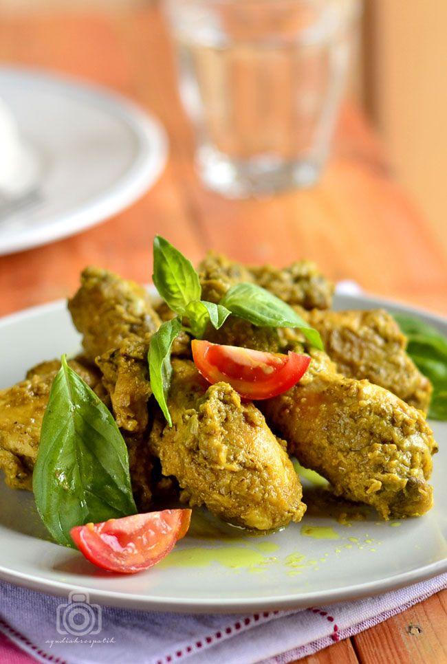 Ayam Bumbu Kuning Fotografi Makanan Resep Masakan Indonesia Resep Ayam