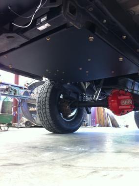 4x4 Van Conversion Parts
