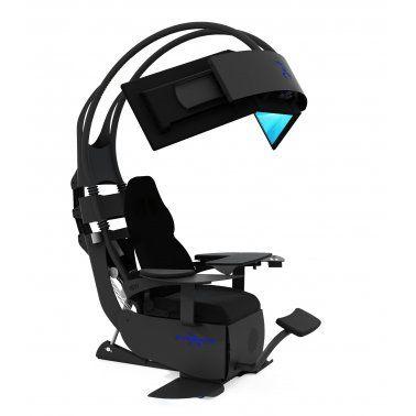 Emperor Gaming Chair 1510 Black Online In Dubai Uae Letstango