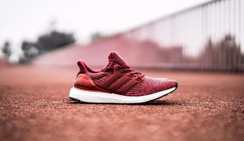 "check out 3be97 315e6 adidas Ultra Boost 3.0 ""Burgundy"""