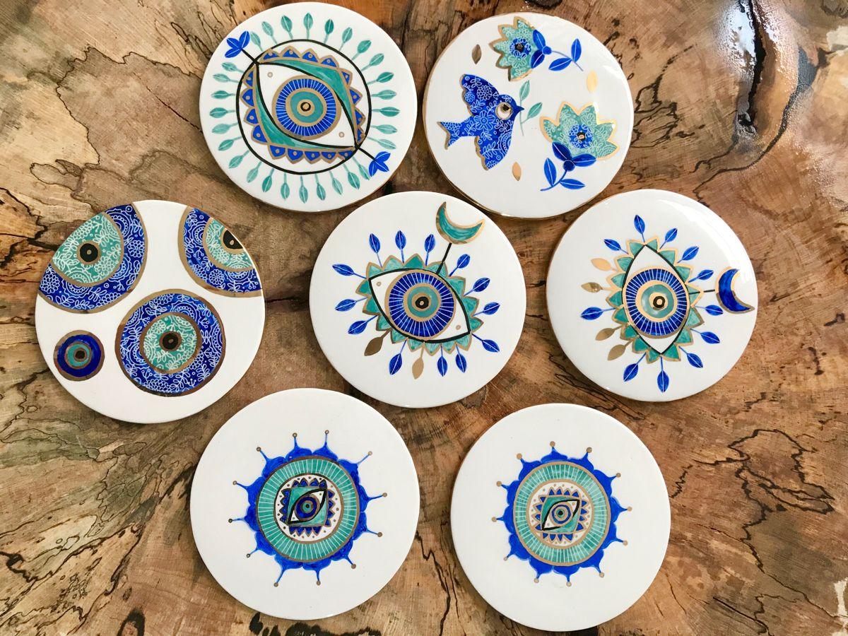 Ceramic Studio Shohrehhaghighi Shohrehhaghighi59 Ceramics Ceramiccoating Ceramicart Ceramicsofinstagram Ceramic Ce In 2020 Decorative Plates Decor Home Decor