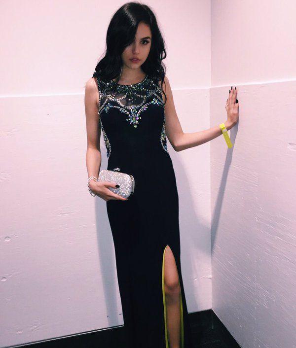 tumblr dress selfie prom off