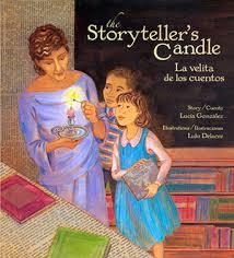 La velita de los cuentos es un libro con mucha significación puesto a que es basado en la trayectoria de la Sra. Pura Belpré. Ella fue una bibliotecaria que hizo un gran impacto en la comunidad latina en los años 1920. El libro cuenta la historia de dos hermanitos que se acaban de mudar a Nueva York y tienen un encuentro con  Pura Belpré.