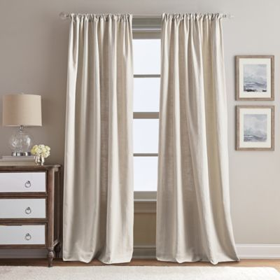 Peri Home Eastman Rod Pocket Window Curtain Panel Curtains