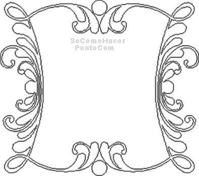 Dibujos para decorar manualidades emboss stenciling and for Dibujos para decorar
