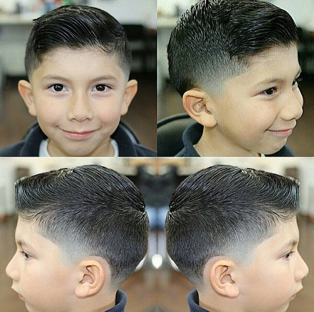 50+ Cute Toddler Boy Haircuts Your Kids will Love ...