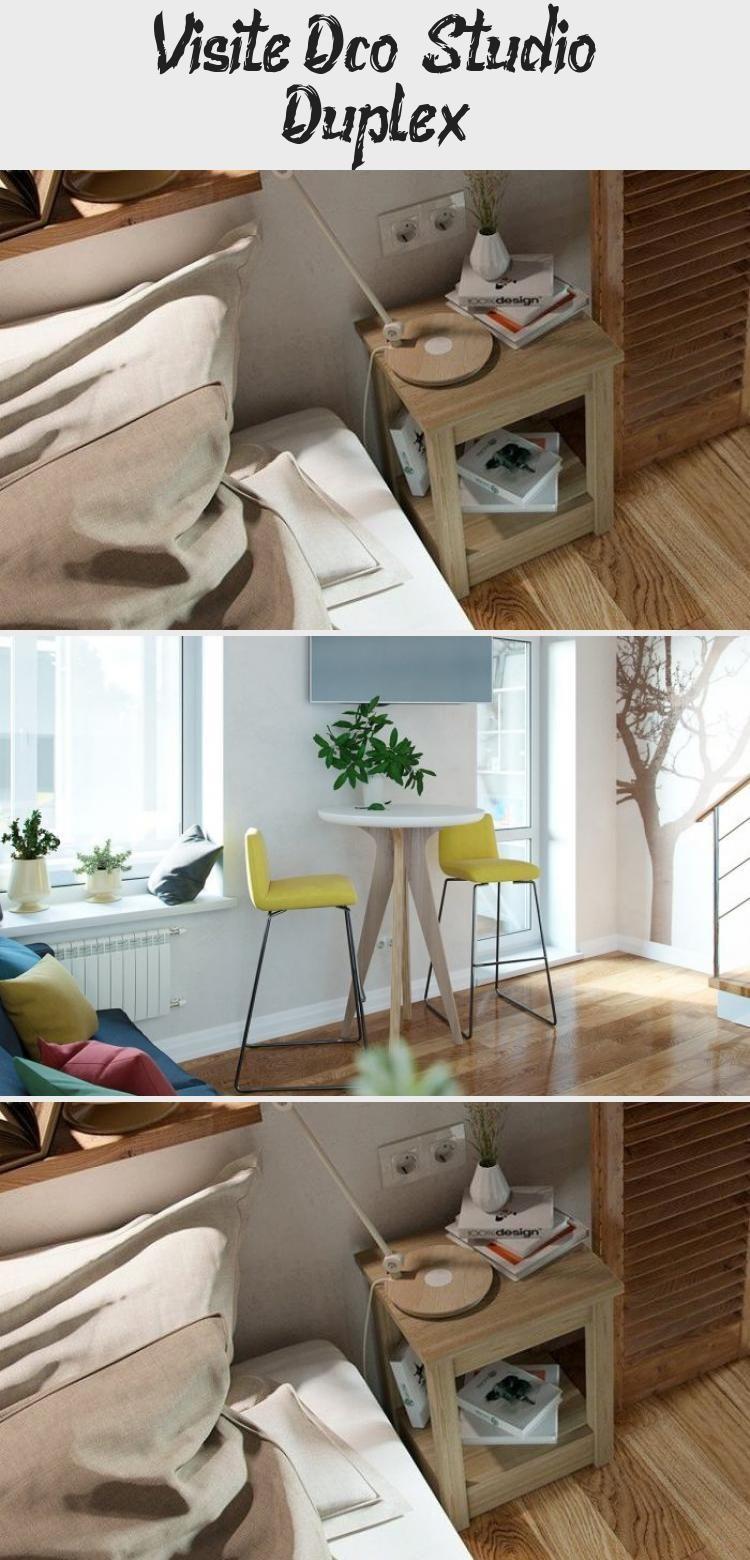 Visite Deco Studio Duplex In 2020 With Images Home Decor