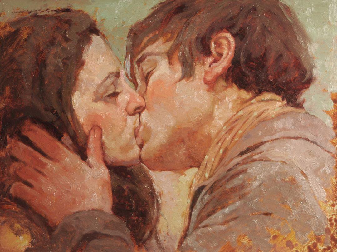 Картинки гудбай с поцелуями, годиком