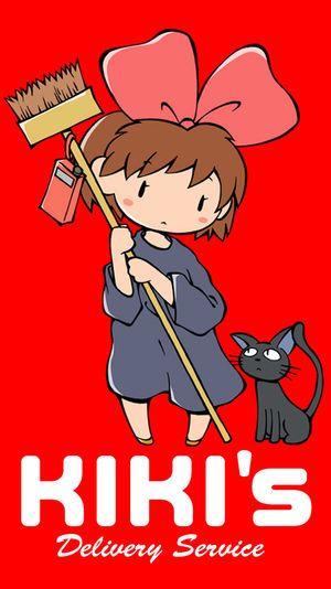 スタジオジブリ 魔女の宅急便のスマホ画像 壁紙まとめ キキ ジジ Studio Ghibli Totoro Hayao Miyazaki