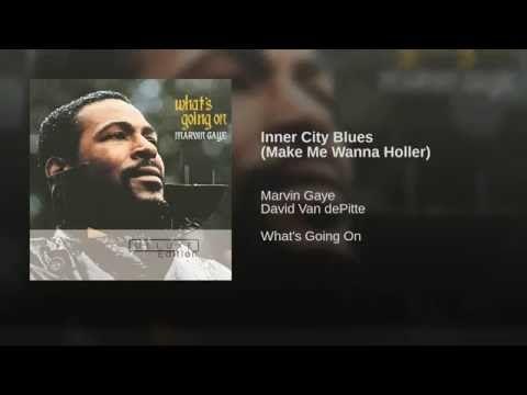 YouTube Marvin Gaye :Inner city blues  | Real Music | Soul