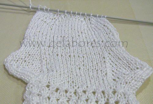 Como fazer meias de lã para bebês - Innatia.com