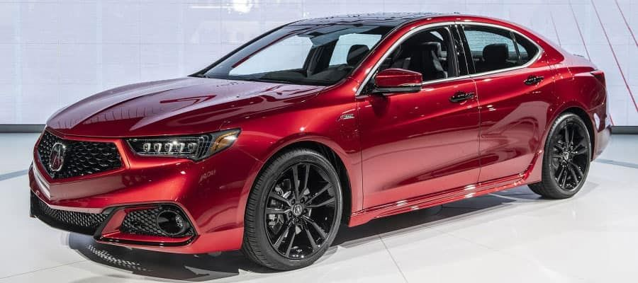 Acura Tlx Pmc Edition Hp In 2020 Acura Tlx Acura Best New Cars