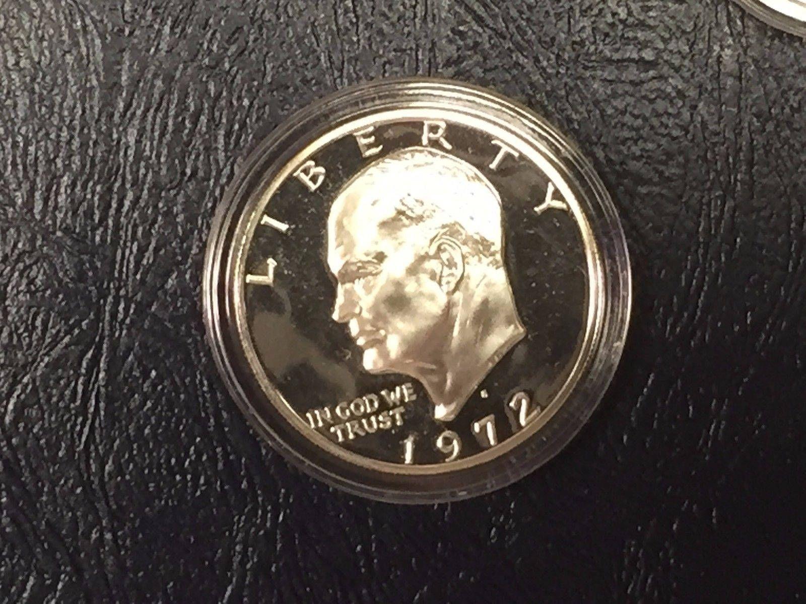 1972 S Gem Proof Kennedy Half Dollar US Coin Half Dollar Uncirculated US Mint