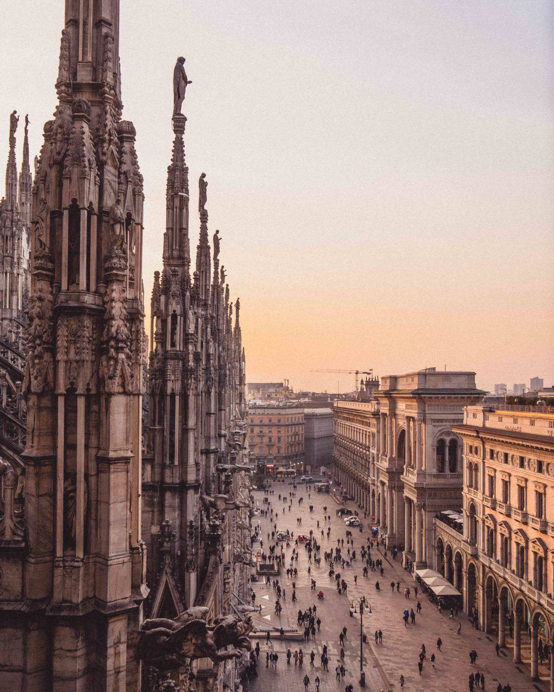 Looking for the best view in Milan? Here's how to visit the Duomo di Milano rooftop terrace (Milan's Cathedral). As one of the Lombardy capital's must see attractions, this guide will tell you the best time to go, what you can expect to see, and a little history of the cathedral