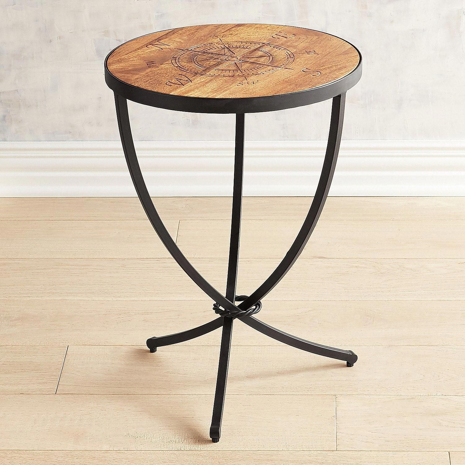 Discount Deck Furniture Compass Accent Table In 2018 Deck Furniture Pinterest Table