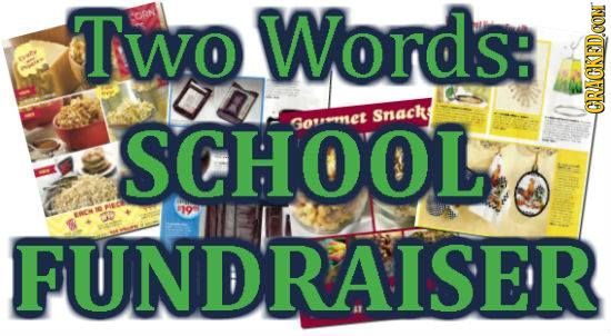 School Fundraisers: 31 Disturbing Things About Being A Parent