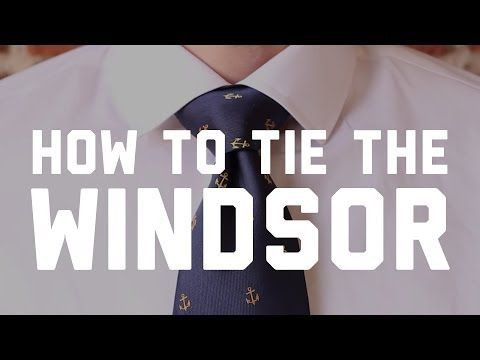 Q+A: The Only Two Tie Knots You Need To Know (Ignore Everything Else) - Effortless Gent