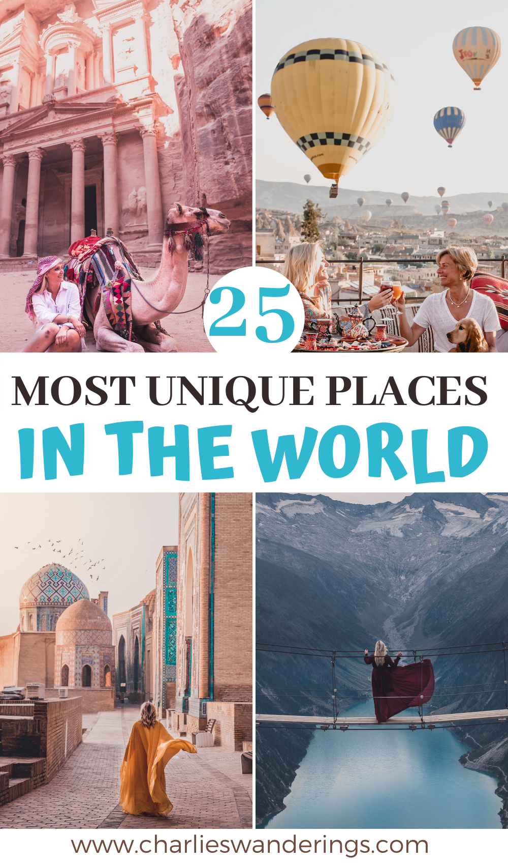 The Most UNIQUE Places in the World -   18 travel destinations Africa adventure ideas