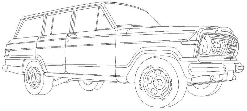 Grand Wagoneer Wiring Diagram. 1982 jeep cherokee wiring