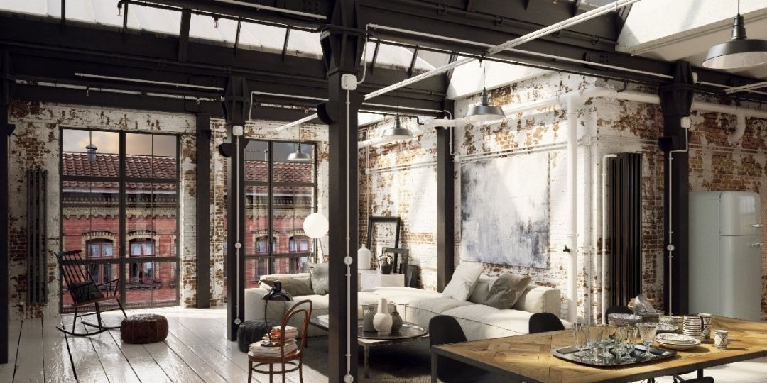 How To Achieve The New York Loft Style In Your Home With Images