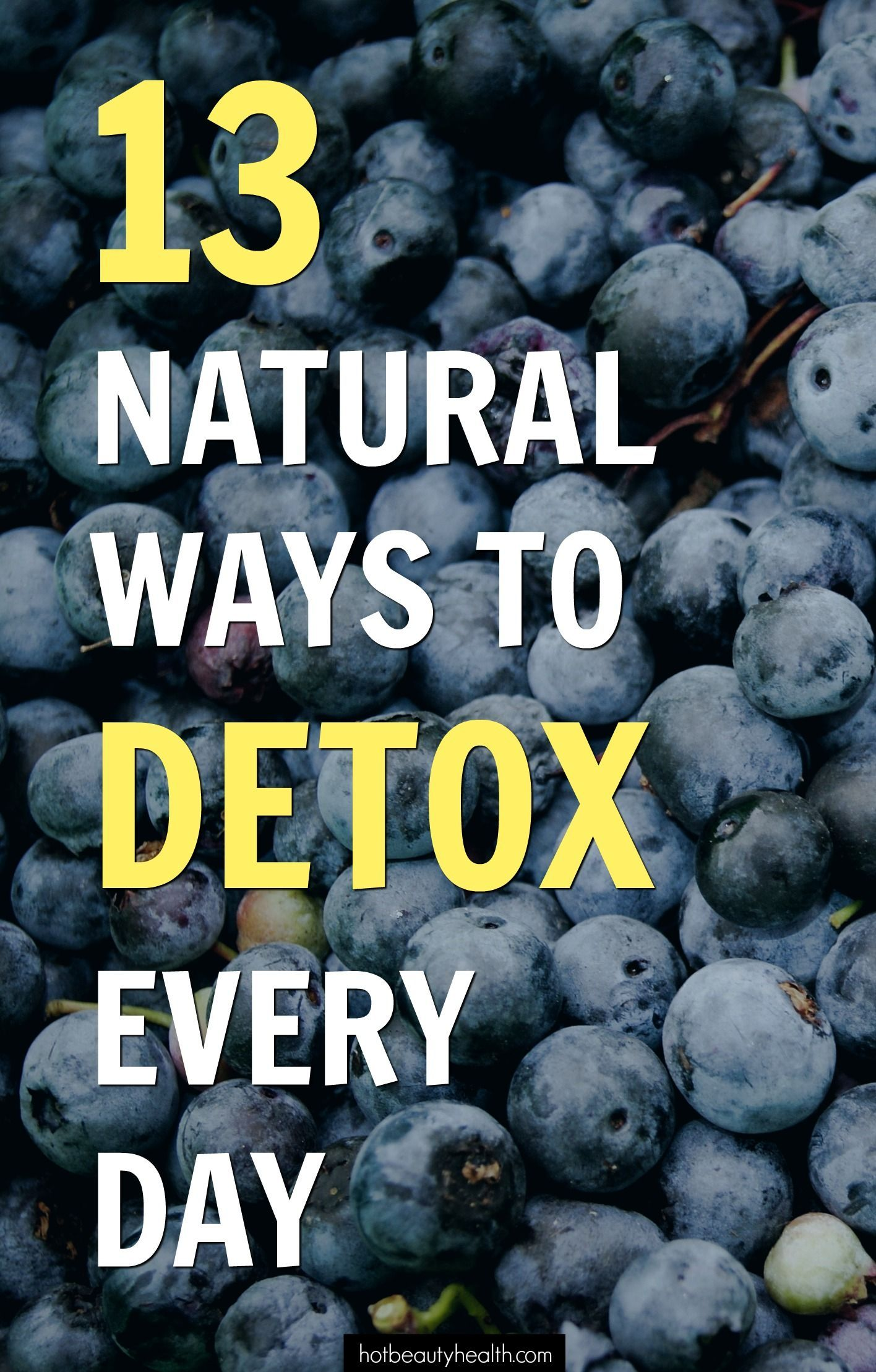 How To Detox: 13 (Easy) Healthy Tips And Tricks You Can Try Today