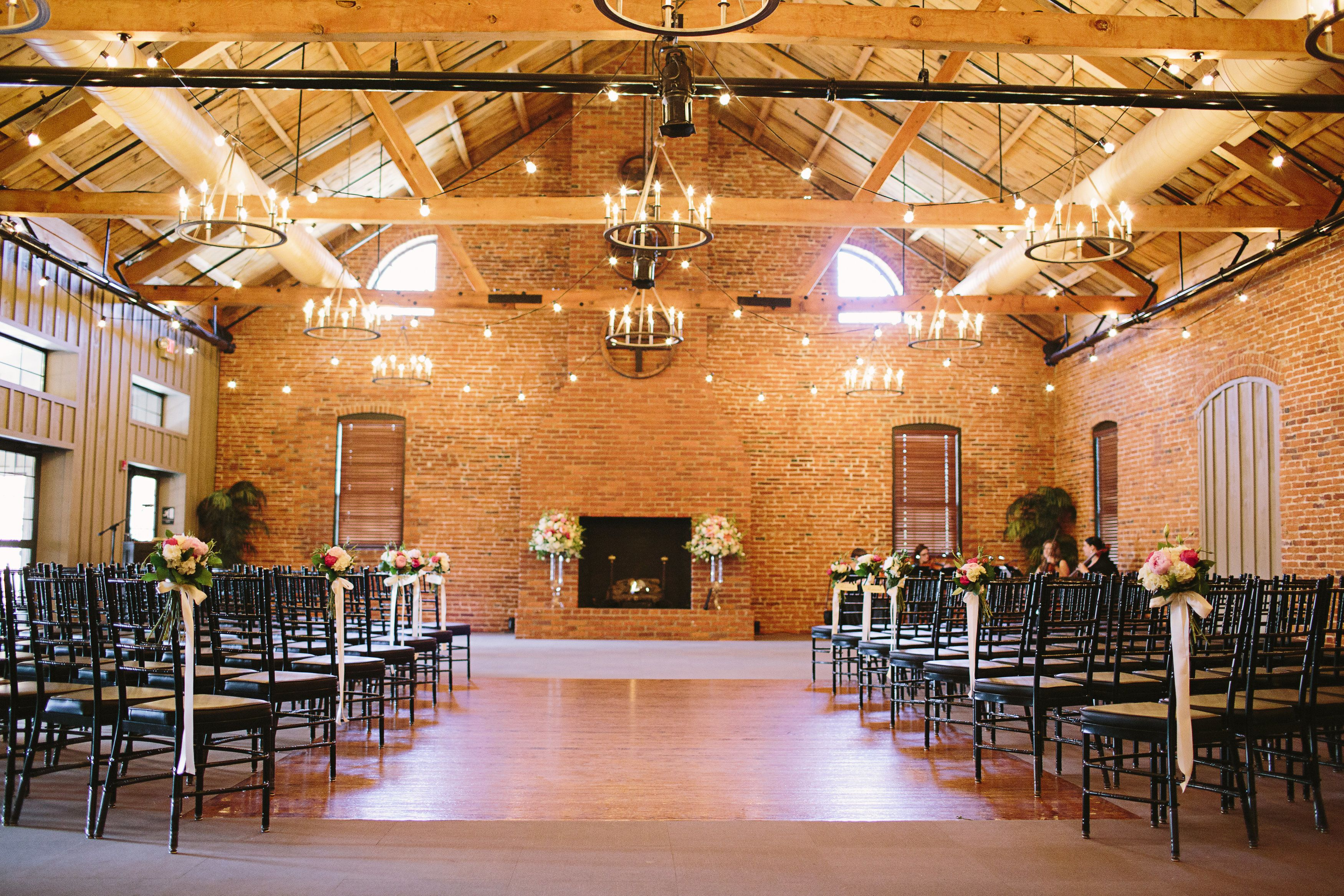 Industrial Romantic Pennsylvania Wedding At The Cork Factory
