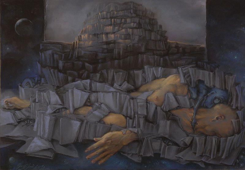 Graska Paulska - Empty Kingdom - Art Blog