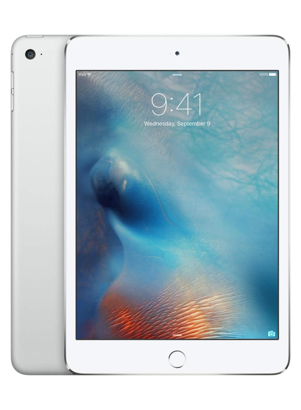 Amazon Com Apple Ipad Mini 4 Wi Fi 128gb Silver Previous Model Ipad Mini Apple Ipad Apple Ipad Mini