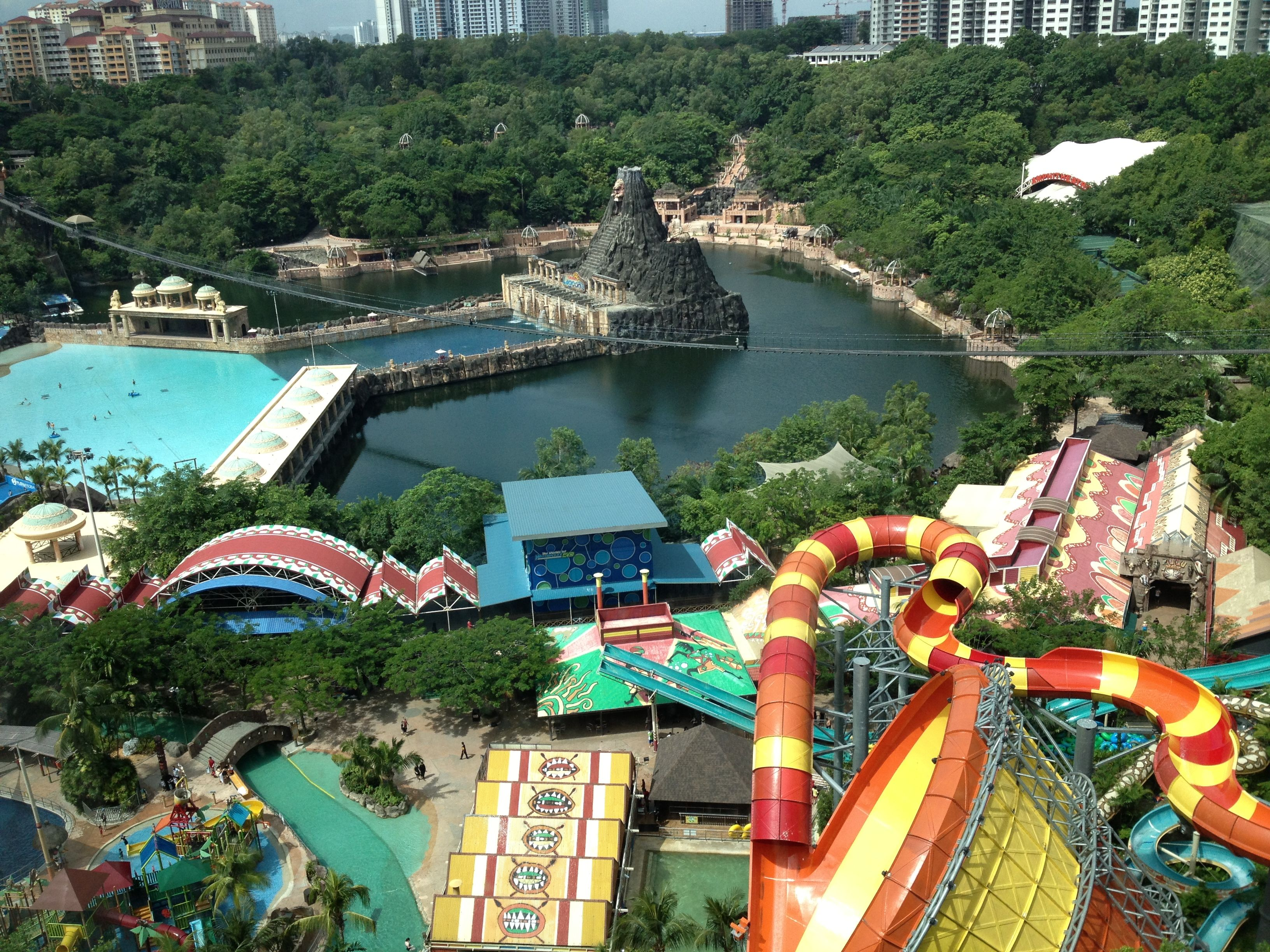 Pin by The Travel Hacking Life on The Best Theme Parks in Asia