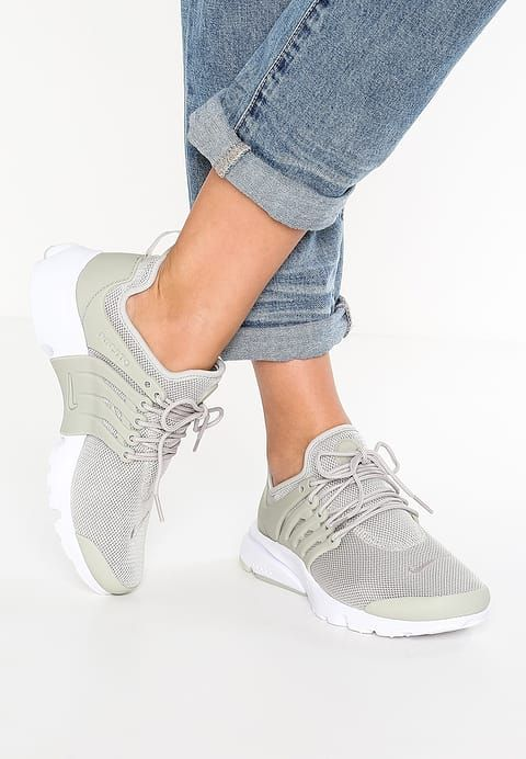 new style b275b b8e3b Chaussures Nike Sportswear AIR PRESTO ULTRA BR - Baskets basses - pale  grey/white/