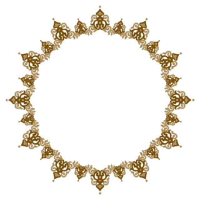 골든 라운드 프레임 틀 골든 프레임 테두리 프레임무료 다운로드를위한 Png 및 Psd 파일 Frames Design Graphic Circle Frames Gold Frame