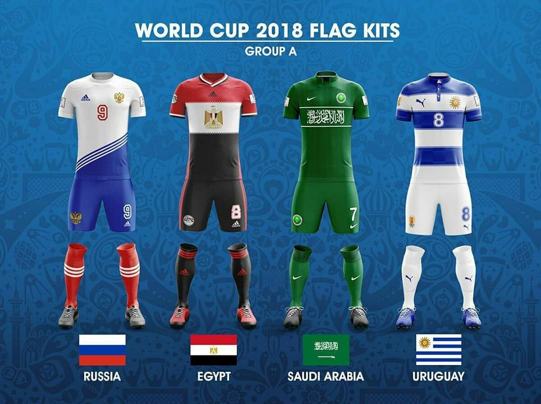 Concept Of Forms Based On National Flags World Cup World Football Neymar Football