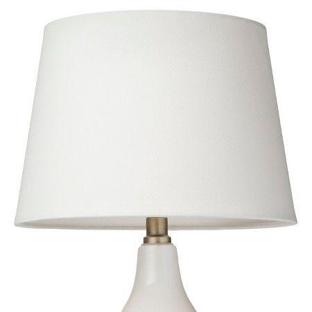 Best Threshold™ Lamp Shade Shell Target Linen Lamp Shades 640 x 480