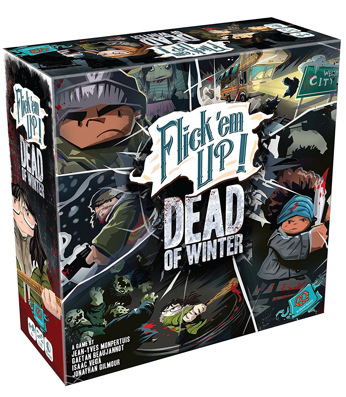 Plan B Games Flick Em up Dead of Winter BoardGames