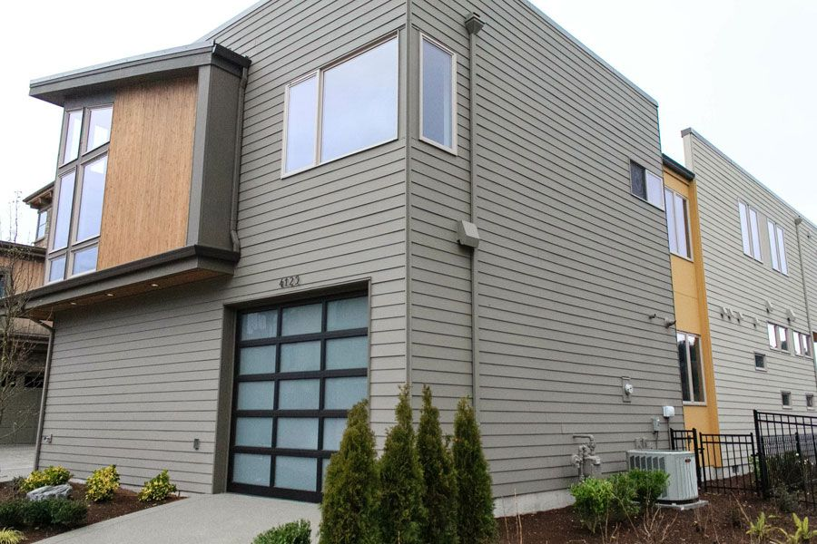Allura - Fiber Cement Siding Photo Gallery | Modern house ...