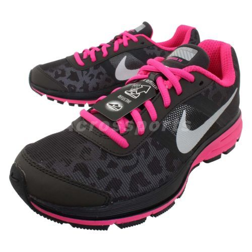 1393ca52a76f Nike Air Pegasus 30 Shield GS Leopard Zoom 2013 Girls Youth Womens Running  Shoes
