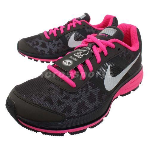 d7182355f8cc Nike Air Pegasus 30 Shield GS Leopard Zoom 2013 Girls Youth Womens Running  Shoes