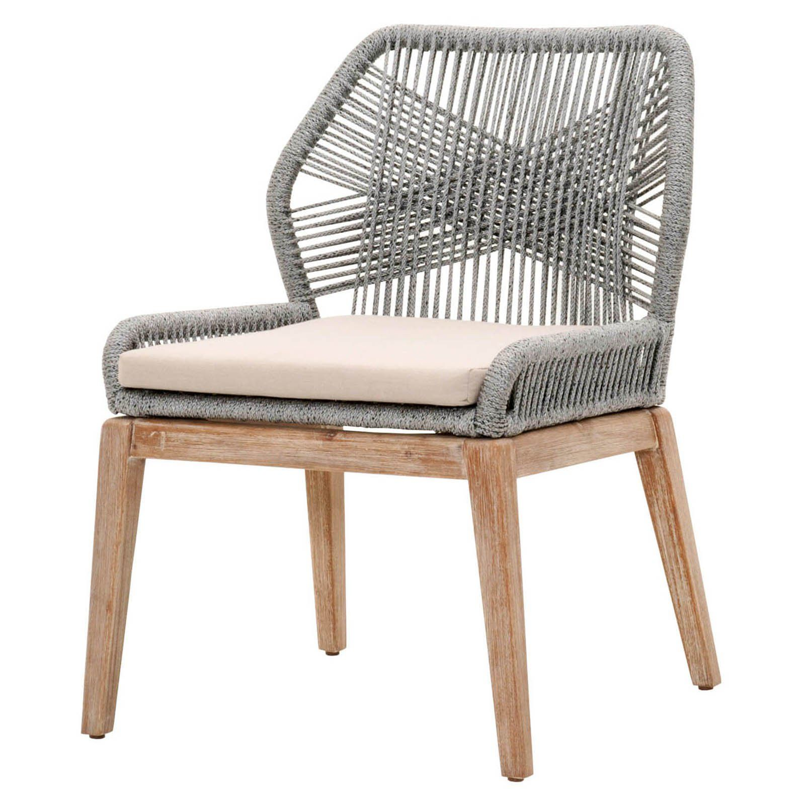 Dining Rooms From The Orient: Orient Express Furniture New Wicker Loom Arm Chair