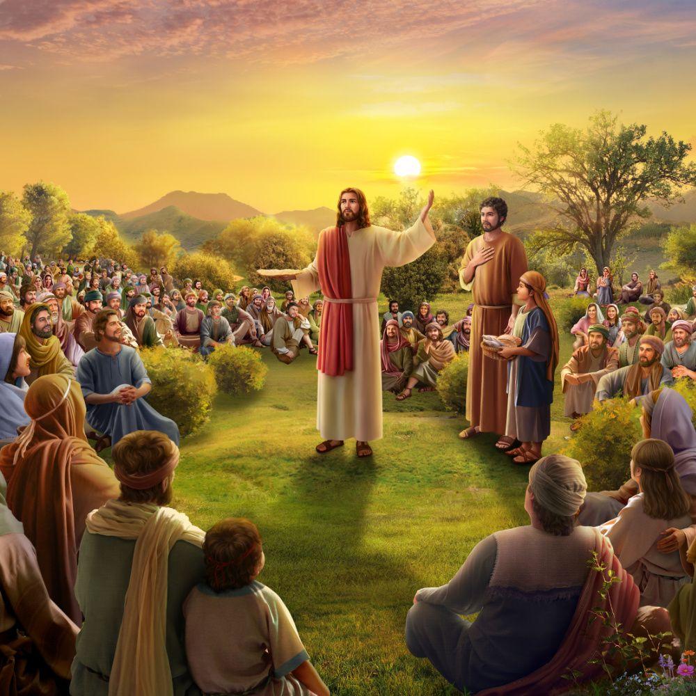 Христианские картинки с людьми