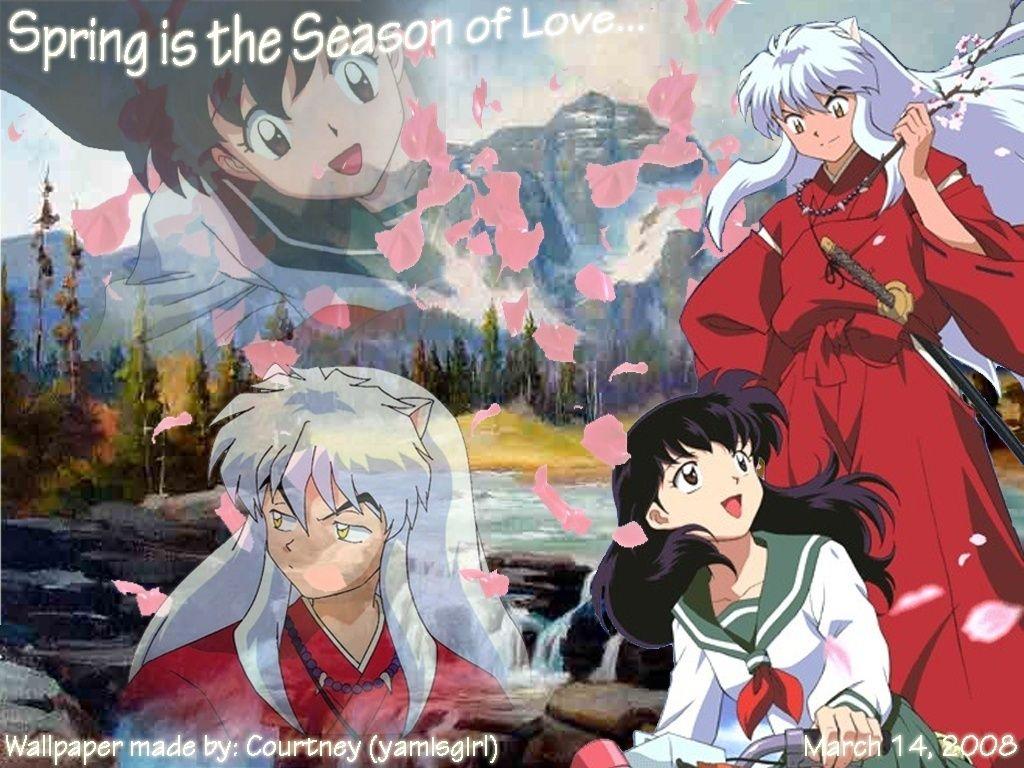犬夜叉 壁紙 Inuyasha Wallpaper Inuyasha Crear Manga Anime
