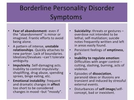 borderline personality disorder dating website
