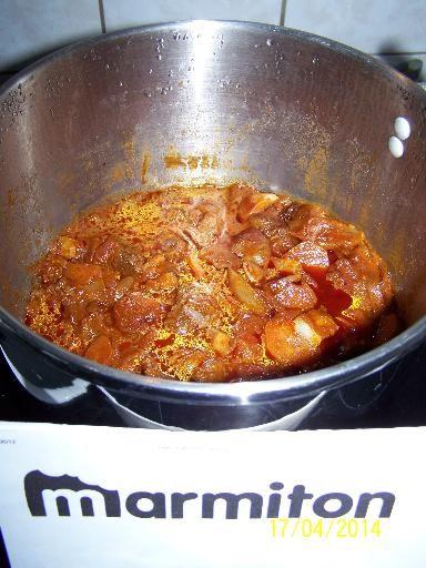 Goulash recette familiale recette recettes de cuisine - Cuisine economique 1001 recettes ...