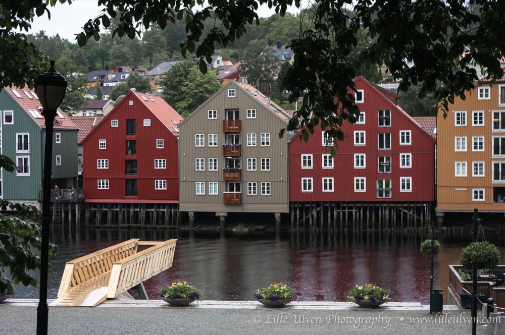 Storage Houses On The Nidarselva In Trondheim You May Not Have Noticed That I Have Published A New Post On My Blog About The Scandinavian Adventure In Trondhei