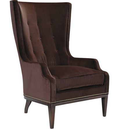 Superbe Elliott Wing Chair From The 1911 Collection Collection By Hickory Chair  Furniture Co.