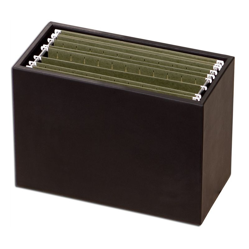 hanging file folder box organizer - Google Search | organize ...